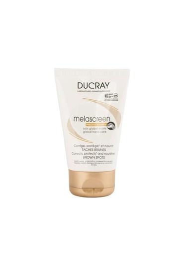 Ducray Melascreen Photo-Aging Global Hand Care Leke Karşıtı Bakım Kremi 50 M Renksiz